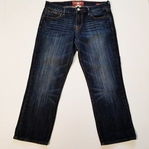 Lucky Brand Sweet'n Crop Jeans Size 8/29